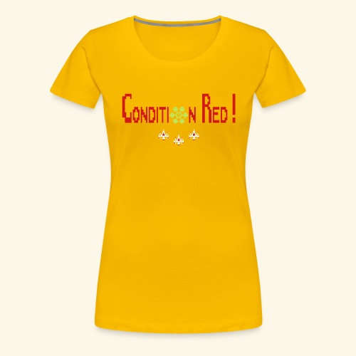 condition_red_3 - Women's Premium T-Shirt