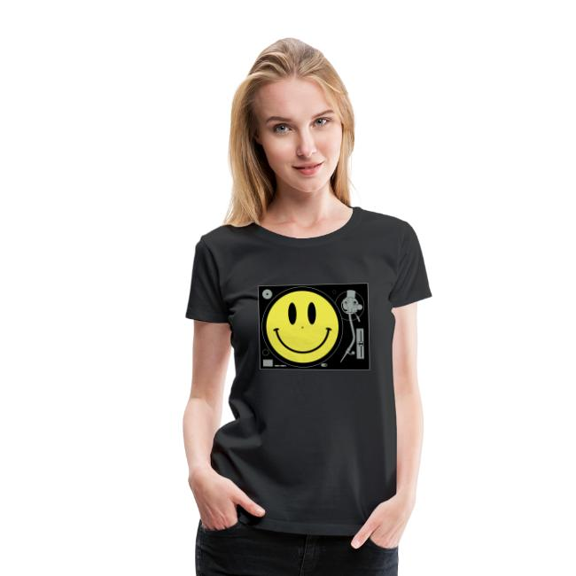 Smiley Turntable