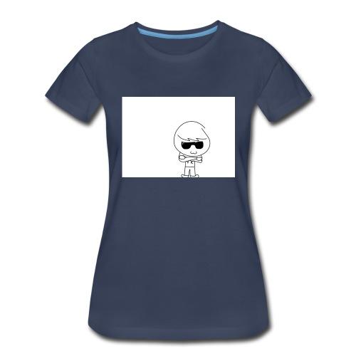YK Swag - Women's Premium T-Shirt