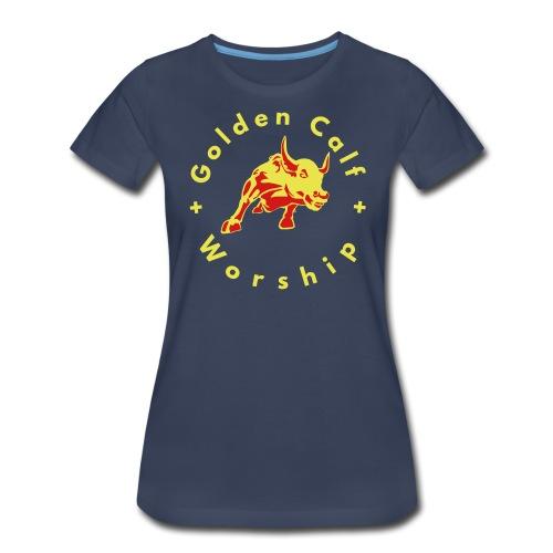 Golden Calf - Women's Premium T-Shirt
