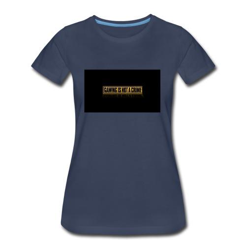 Gaming - Women's Premium T-Shirt