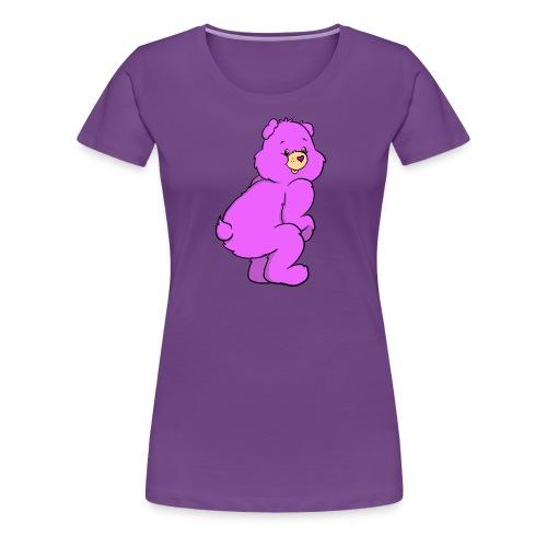 purple twerk - Women's Premium T-Shirt