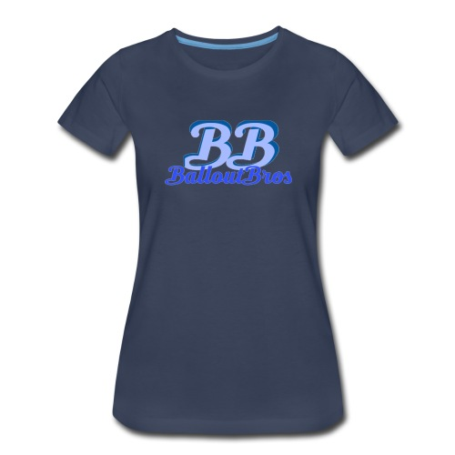 Ballout Bros Design - Women's Premium T-Shirt
