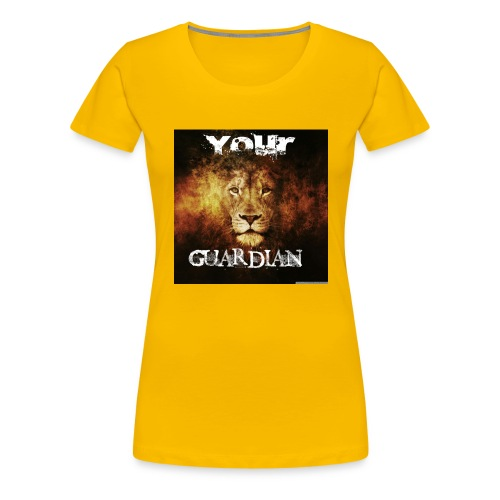 your the next lion guardian!! - Women's Premium T-Shirt