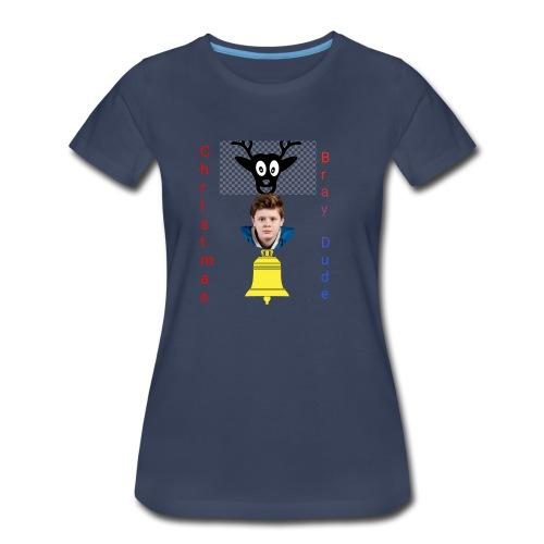 20181123 221833 - Women's Premium T-Shirt