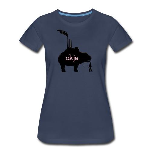 okjaa - Women's Premium T-Shirt