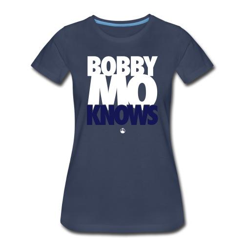 bobbymo - Women's Premium T-Shirt
