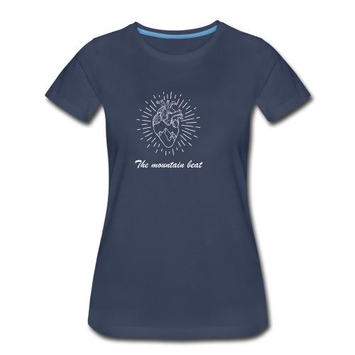 Adventure - The Mountain Beat T-shirts & Products - Women's Premium T-Shirt