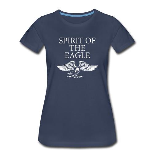 Spirit of the Eagle - Women's Premium T-Shirt