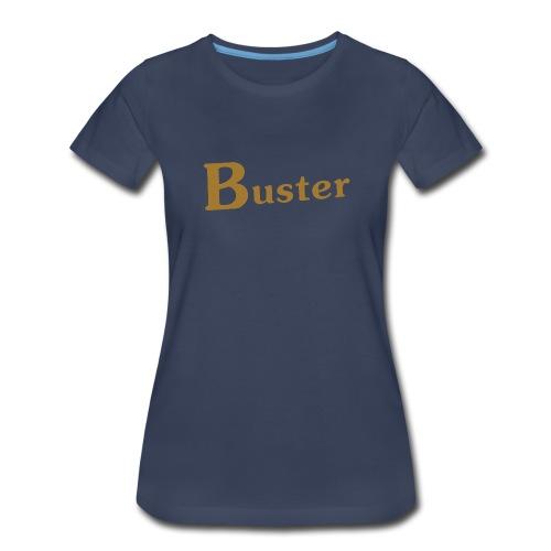 Buster Card - Women's Premium T-Shirt