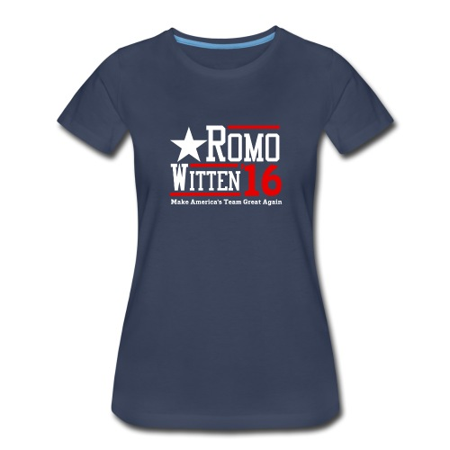 Make America's Team Great Again - Women's Premium T-Shirt