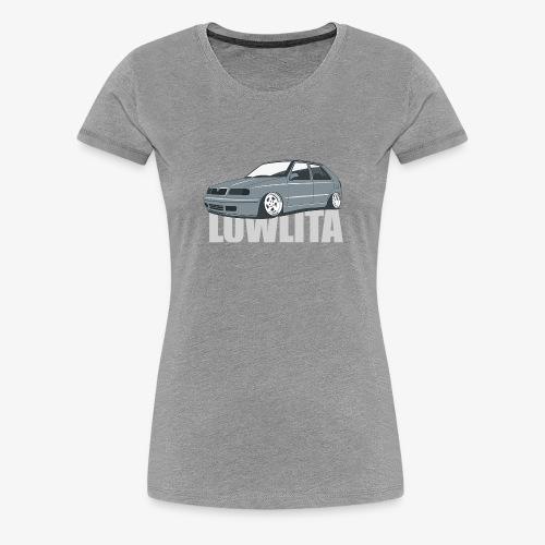 felicia lowlita - Women's Premium T-Shirt