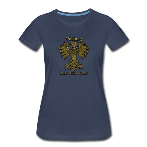 Völsung Eagle cases - Women's Premium T-Shirt