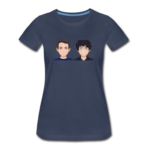 Sun-Both - Women's Premium T-Shirt