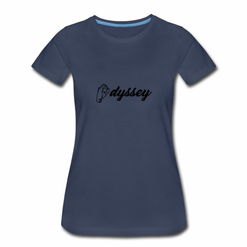 Hand Sign Odyssey - Women's Premium T-Shirt