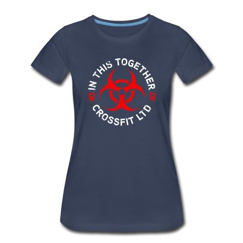 inThisTogether - Women's Premium T-Shirt