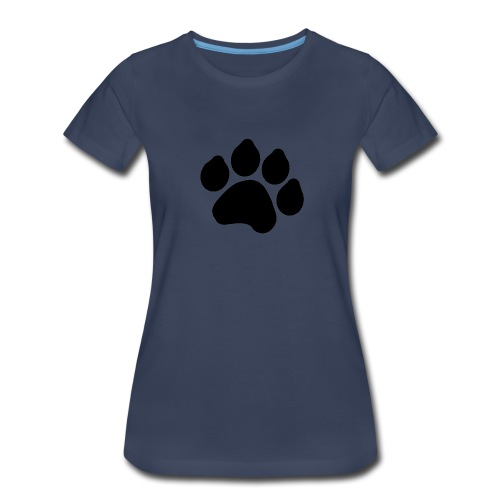 Black Paw Stuff - Women's Premium T-Shirt