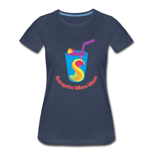 miam5 png - Women's Premium T-Shirt