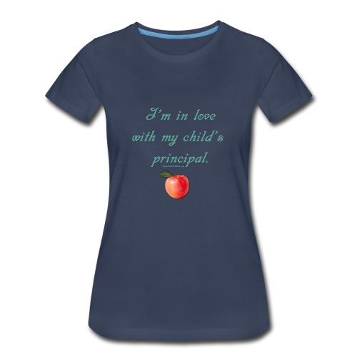 Love Principal - Mom - Women's Premium T-Shirt
