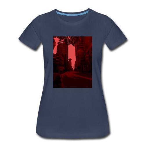 Bloody Vancouver - Women's Premium T-Shirt