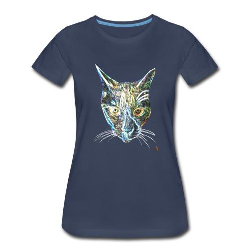 Kittycat - Women's Premium T-Shirt