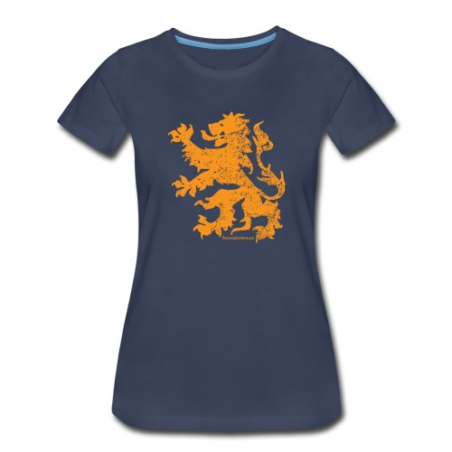 Dutch Lion - Women's Premium T-Shirt