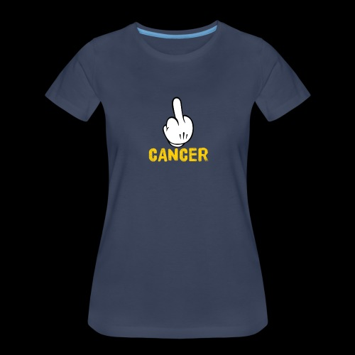 Swag Up 4 Cancer - Women's Premium T-Shirt