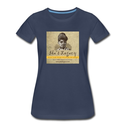 Ida's Legacy Full Color Art - Women's Premium T-Shirt