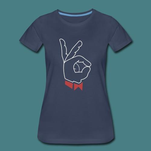 nice - Women's Premium T-Shirt