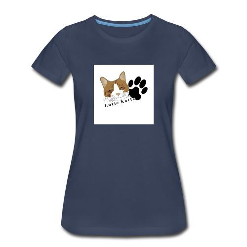 Cutie_Kattz - Women's Premium T-Shirt