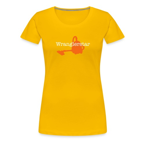 wrangler1 - Women's Premium T-Shirt