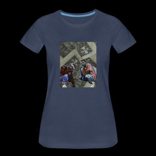 Kill$x,T3 - Women's Premium T-Shirt