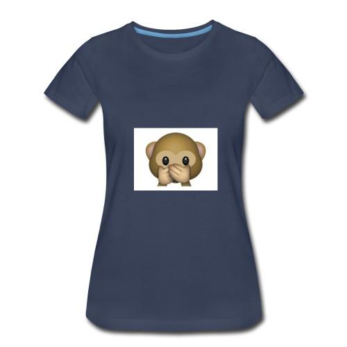 MrMonkey jpg - Women's Premium T-Shirt