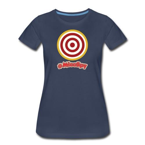 Shootin Gallery Explorer Badge - Women's Premium T-Shirt