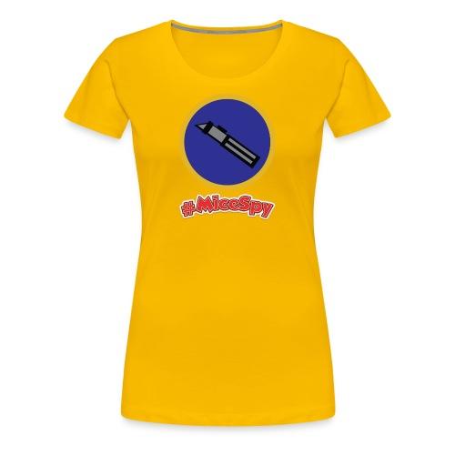 Star Wars Launch Bay Explorer Badge - Women's Premium T-Shirt