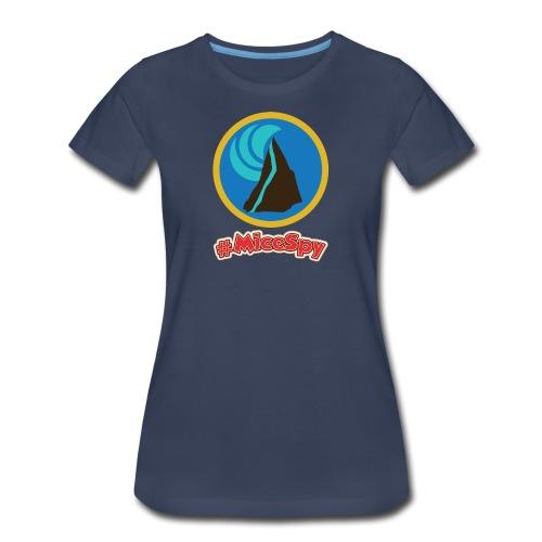 Splash Mountain Explorer Badge - Women's Premium T-Shirt