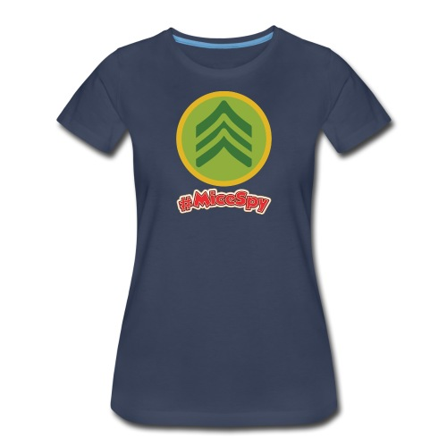 Sarges Surplus Hut Explorer Badge - Women's Premium T-Shirt