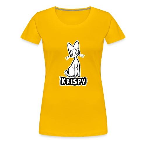 KRISPY - Women's Premium T-Shirt