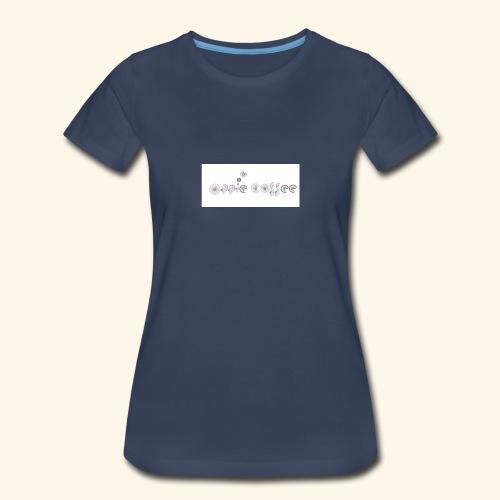 OPPIE COFFEE - Women's Premium T-Shirt