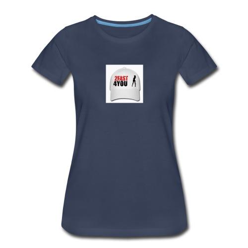 2Fast - Women's Premium T-Shirt