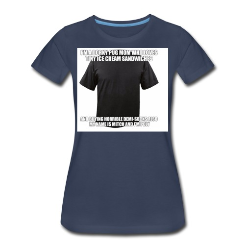 Untiuuuuuuuuutled png - Women's Premium T-Shirt