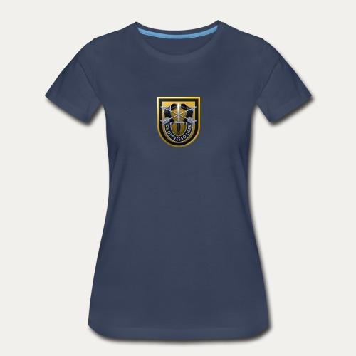 1st Special Forces MilSim Logo - Women's Premium T-Shirt