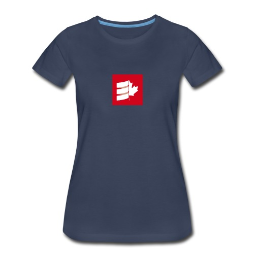 Scala Up North - Women's Premium T-Shirt