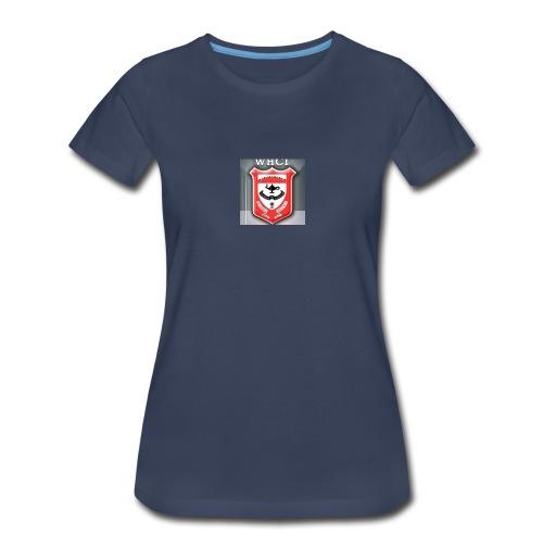 WHCI_400x400 - Women's Premium T-Shirt