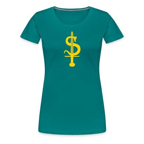 money money - Women's Premium T-Shirt