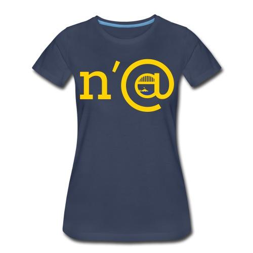n'@ - Women's Premium T-Shirt