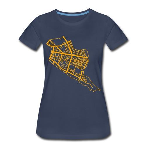 Friedrichshain Berlin - Women's Premium T-Shirt