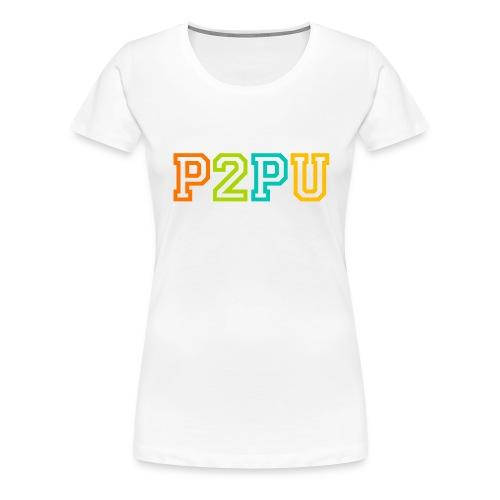 Facilitator T - Women's Premium T-Shirt