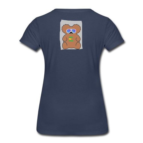 Aussie Dad Gaming Koala - Women's Premium T-Shirt