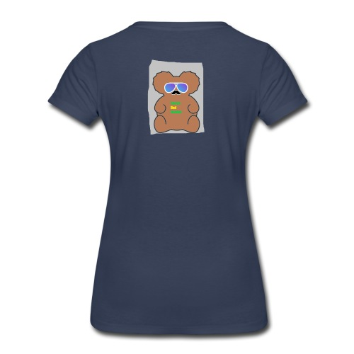 Aussie Dad Gaming Koala - Women's Premium T-Shirt